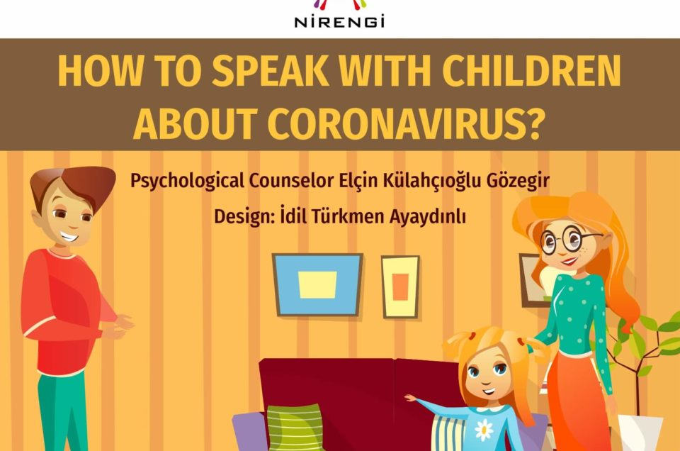 How to speak with children about Coronavirus?